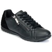 Shoes Men Low top trainers Versace Jeans DUGI Black