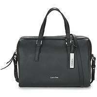 Bags Women Handbags Calvin Klein Jeans MARISSA DUFFLE Black