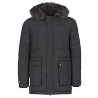 Clothing Men Duffel coats Calvin Klein Jeans OMORE Black