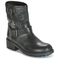 Shoes Women Mid boots Meline SCARPA Black