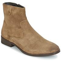 Shoes Men Mid boots Frank Wright EDISON BEIGE