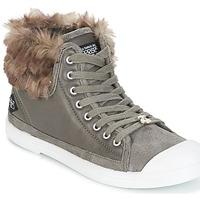 Shoes Women Hi top trainers Le Temps des Cerises BASIC 03 Grey