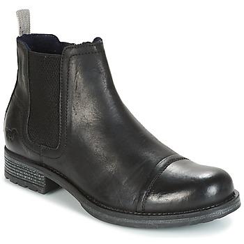 Shoes Men Mid boots Mustang MELI Black