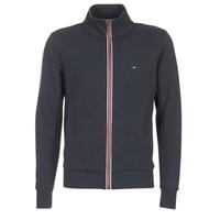 Clothing Men Jackets / Cardigans Tommy Hilfiger KEIRAN Z-THRU L/S VF MARINE