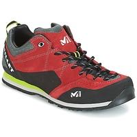 Shoes Men Walking shoes Millet ROCKWAY Green
