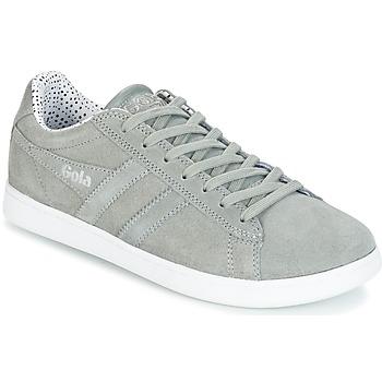 Shoes Women Low top trainers Gola EQUIPE DOT Grey