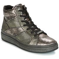Shoes Women Hi top trainers Tamaris NAPO Grey