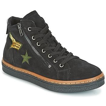 Shoes Women Hi top trainers Tamaris SHERONE Black