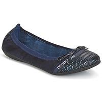 Shoes Women Flat shoes Les P'tites Bombes CAPRICE Marine