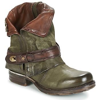 Shoes Women Mid boots Airstep / A.S.98 SAINT BIKE MARINE