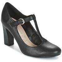 Shoes Women Heels Moony Mood GLORIO Black