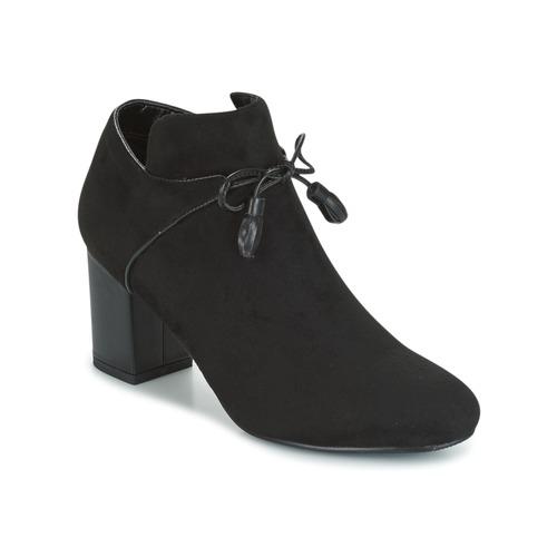Shoes Women Shoe boots Moony Mood GLAM Black