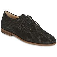 Shoes Women Derby Shoes M. Moustache EUGENIE Black