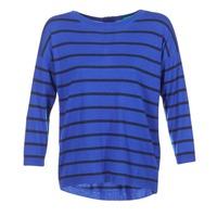 Clothing Women jumpers Benetton MIDIC Blue