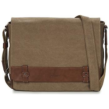 Bags Men Messenger bags Wylson BRENNER 5 COGNAC