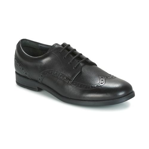Shoes Girl Brogues Start Rite BROGUE PRI  black