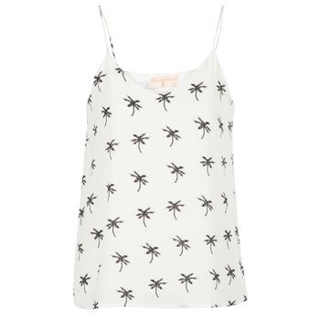 Clothing Women Tops / Blouses Moony Mood GEBLANC White