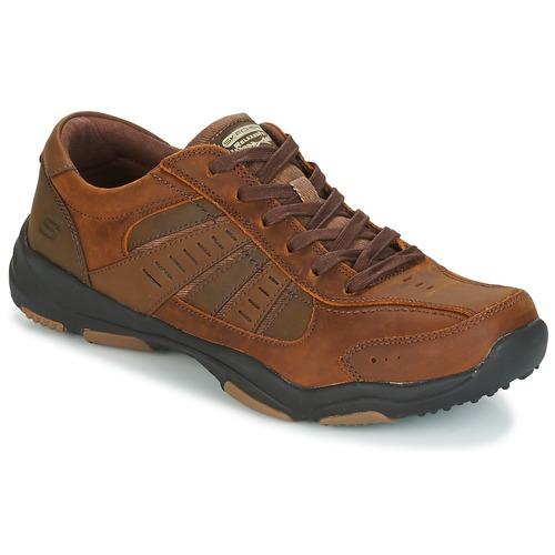 Shoes Men Derby Shoes Skechers LARSON NERICK Brown