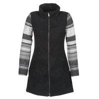 Clothing Women coats Desigual GRAME Black