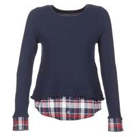 Clothing Women jumpers Kookaï DARU MARINE