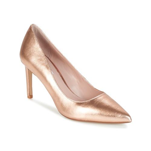 Shoes Women Heels Dune London ABBIGAIL Pink / Gold