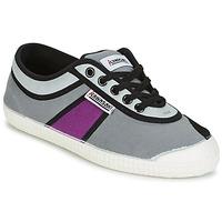 Shoes Men Low top trainers Kawasaki HOT SHOT Grey / Purple