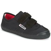Shoes Children Low top trainers Kawasaki BASIC V KIDS Black