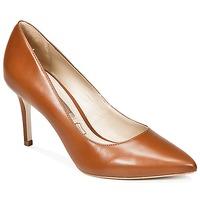 Shoes Women Heels Buffalo SEMI CROMO COGNAC