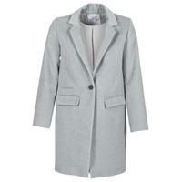 Clothing Women coats Betty London HODISSE Grey