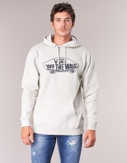 Clothing Men sweatpants Vans OTW PULLOVER FLEECE Grey