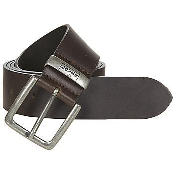 Clothes accessories Men Belts Levi's NEW ALBERT Brown