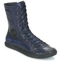 Shoes Women Mid boots Pataugas BASIC MARINE