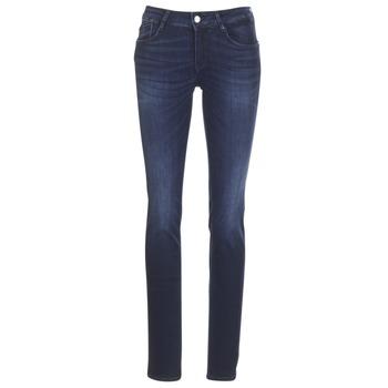 Clothing Women straight jeans Le Temps des Cerises PULP REGULAR Blue / Dark