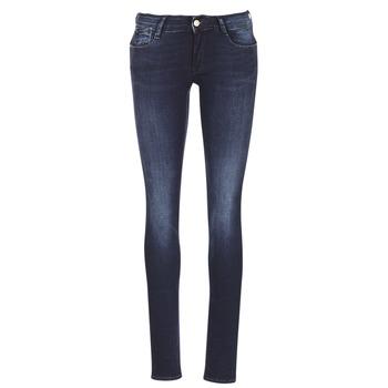 Clothing Women slim jeans Le Temps des Cerises PULP Blue / Medium