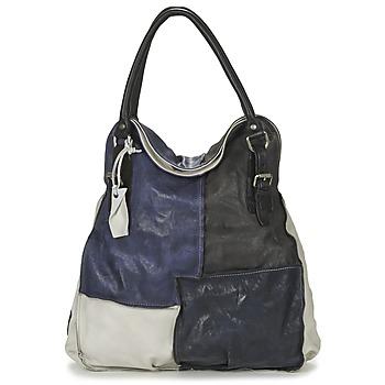 Bags Women Handbags Airstep / A.S.98 LOUZI Blue / Black
