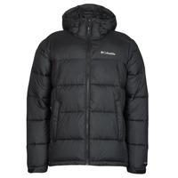 Clothing Men Duffel coats Columbia PIKE LAKE HOODED JACKET Black