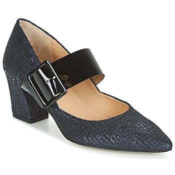Shoes Women Heels Perlato JESSY Blue / Black