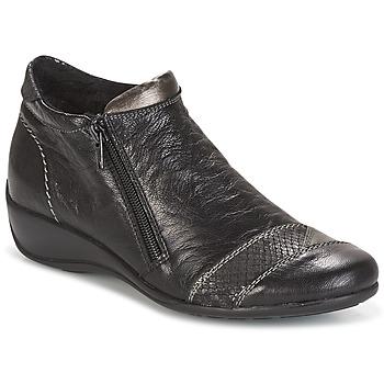 Shoes Women Mid boots Remonte Dorndorf LOUNA Black