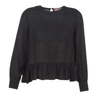Clothing Women Tops / Blouses Moony Mood HARMO Black