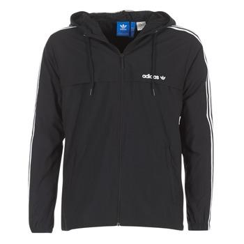 Clothing Men Macs adidas Originals 3 STRIPED WB Black