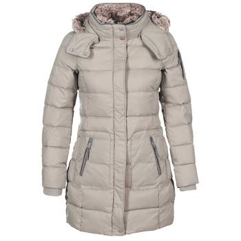 Clothing Women Duffel coats Esprit ARDA Taupe