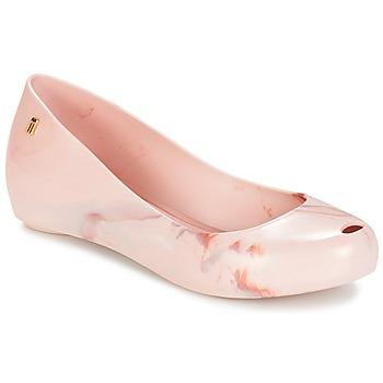 Shoes Women Flat shoes Melissa ULTRAGIRL XII Pink