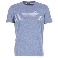 Clothing Men short-sleeved t-shirts Diesel JOE QF MARINE