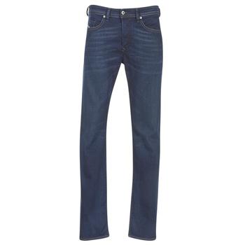 Clothing Men straight jeans Diesel BUSTER Blue / 857z