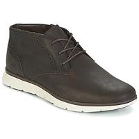 Shoes Men Hi top trainers Timberland FRANKLIN PRK CHUKKA MULCH / Mincio