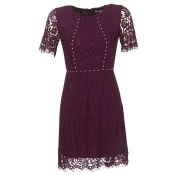 Clothing Women Short Dresses Morgan ROUJEL Red