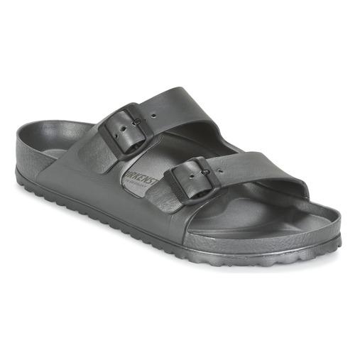 Shoes Mules Birkenstock ARIZONA Grey