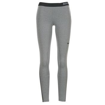 Clothing Women leggings Nike NIKE PRO TIGHT Grey / Black