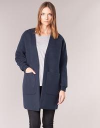 Clothing Women Jackets / Cardigans Noisy May CARRY Marine