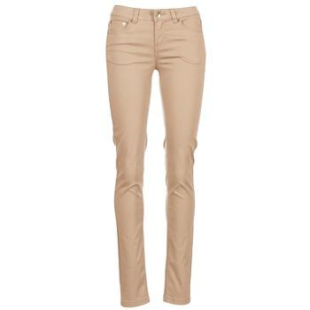 Clothing Women 5-pocket trousers Les P'tites Bombes BEMBRELA BEIGE